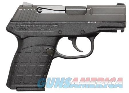 "Kel-Tec PF9PKBLK PF-9 9mm 3"" 7+1 Black Poly Grip Parkerized Finish  Guns > Pistols > Kel-Tec Pistols"