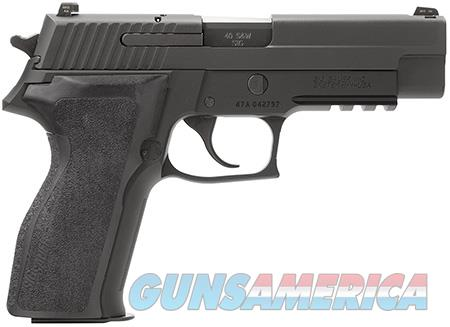 "Sig Sauer 226R40BSSCA P226 Full Size *CA Compliant 40 S&W Single/Double 4.40"" 10+1 Black 1-Piece  Guns > Pistols > Sig - Sauer/Sigarms Pistols > P226"