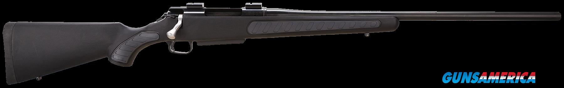 "T/C Arms 10175430 Venture Standard Bolt 338 Win Mag 24"" 3+1 Synthetic w/Rubber Panels Black Stk  Guns > Rifles > Thompson Center Rifles > Venture"