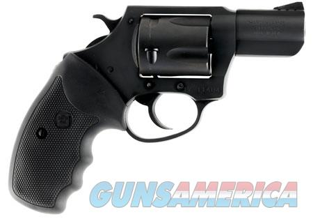 "Charter Arms 13520 Mag Pug Standard SA/DA 357 Mag 2.20"" 5 Round Black Black Rubber Grip  Guns > Pistols > Charter Arms Revolvers"