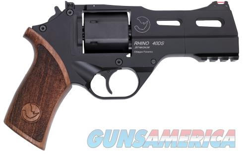 Chiappa Firearms RHINO 40DS SAR 357MAG 4 CA CF340.244 CALIFORNIA COMPLIANT  Guns > Pistols > Chiappa Pistols & Revolvers > Rhino Models