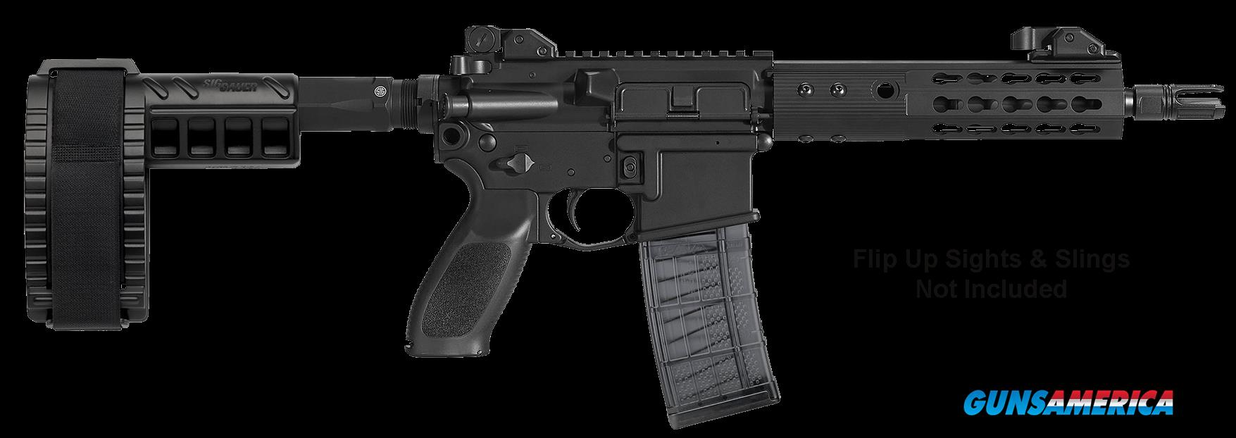 "Sig Sauer PM400300B9BE PM400 Elite AR Pistol Semi-Automatic 300 AAC Blackout/Whisper (7.62x35mm) 9""  Guns > Rifles > Sig - Sauer/Sigarms Rifles"