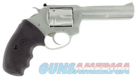 "Charter Arms 72242 Pathfinder Target  Revolver Single 22 Long Rifle (LR) 4.2"" 6 Rd Black Rubber Grip  Guns > Pistols > Charter Arms Revolvers"