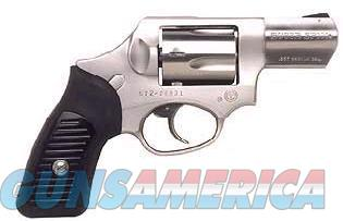 Ruger SP101 357MAG 2-1/4 SS FS DAO 5720 RUBBER W/PLASTIC INSERTS  Guns > Pistols > R Misc Pistols