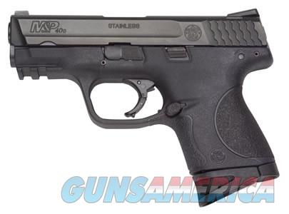 Smith and Wesson MP40C CMPT 40SW 10+1 MAG SFTY 109203  MAGAZINE SAFETY  Guns > Pistols > Smith & Wesson Pistols - Autos > Polymer Frame