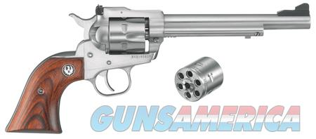 """Ruger 0626 Single-Six Convertible 22LR /22 WMR 6.50"""" 6 Round Stainless Steel Rosewood Grip  Guns > Pistols > Ruger Single Action Revolvers > Single Six Type"""