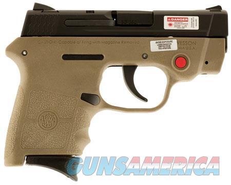 """Smith & Wesson 10168 M&P Bodyguard 380 Crimson Trace  380 Automatic Colt Pistol (ACP) Double 2.75""""  Guns > Pistols > S Misc Pistols"""