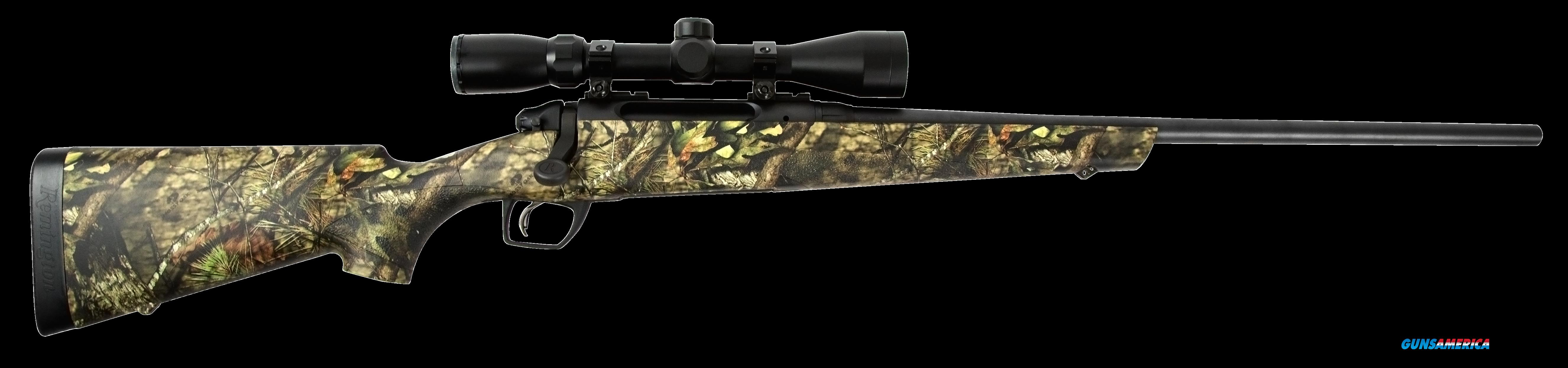 "Remington Firearms 85751 783 with Scope Bolt 243 Winchester 22"" 4+1 Synthetic Mossy Oak Break-Up  Guns > Rifles > Remington Rifles - Modern > Bolt Action Non-Model 700 > Sporting"