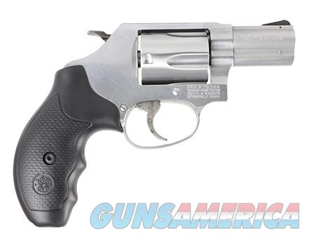 """Smith & Wesson 162420 60 Stainless Single/Double 357 Magnum 2.1"""" 5 Black Synthetic Stainless  Guns > Pistols > Smith & Wesson Revolvers > Pocket Pistols"""