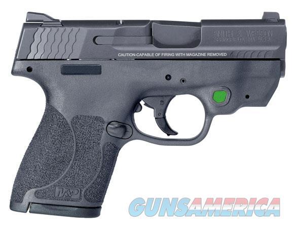 """Smith & Wesson 11901 M&P 9 Shield M2.0 Crimson Trace Laser Double 9mm Luger 3.1"""" 7+1/8+1 Black  Guns > Pistols > Smith & Wesson Pistols - Autos > Shield"""