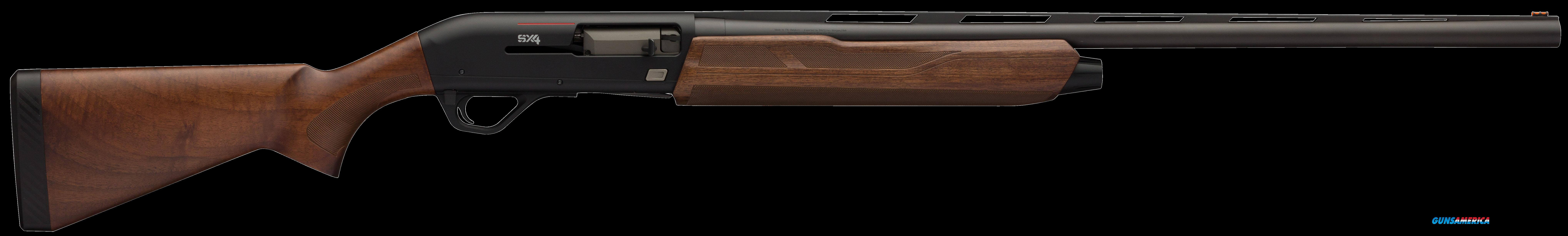 "Winchester Guns 511210391 SX4 Semi-Automatic 12 Gauge 26"" 3"" Turkish Walnut Stk Black Aluminum Alloy  Guns > Shotguns > W Misc Shotguns"