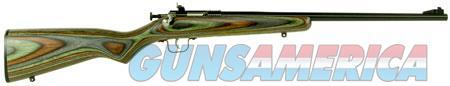 """Crickett KSA2252 Crickett  22 LR 16.12"""" Laminate Camouflage Stock Right Youth/Compact Hand  Guns > Rifles > Crickett-Keystone Rifles"""