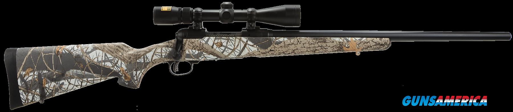 "Savage 22219 11 Trophy Predator Hunter with Scope Bolt 243 Winchester 22"" 4+1 Wood Snow Camo Stk  Guns > Rifles > Savage Rifles > Standard Bolt Action"