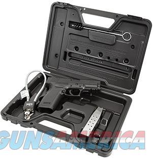 "Springfield Armory XD9611HC XD  45 ACP Double 4"" 13+1 Black Polymer Grip/Frame Black Melonite Slide  Guns > Pistols > Springfield Armory Pistols > XD (eXtreme Duty)"