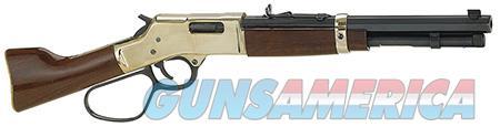 "Henry H006CML Mare's Leg  Pistol Lever 45 Colt (LC) 12.90"" 5+1 American Walnut Brass Receiver/Blued  Guns > Rifles > Henry Rifles - Replica"