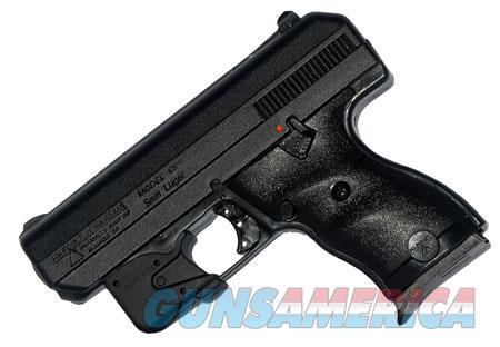 """Hi-Point 916LLTGM 9mm with LaserLyte Single 9mm Luger 3.5"""" 8+1 Black Polymer Grip/Frame Black  Guns > Pistols > IJ Misc Pistols"""