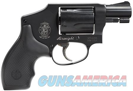 "Smith & Wesson 150544 442 No Internal Lock Double 38 Special 1.875"" 5 rd Black Synthetic Grip Black  Guns > Pistols > Smith & Wesson Revolvers > Pocket Pistols"