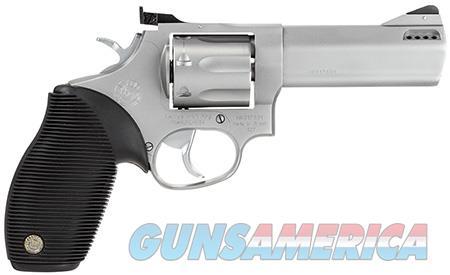 "Taurus 2627049 627 Std 357 RemMag 4"" Ported 7rd Fixed Front/Adj Rear Sight Ribber Grip Matte SS  Guns > Pistols > Taurus Pistols > Revolvers"