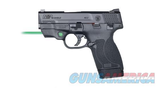 Smith & Wesson 12089 M&P 45 Shield M2.0 Crimson Trace Laser 45 Automatic Colt Pistol (ACP) Single  Guns > Pistols > S Misc Pistols