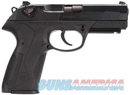 "Beretta USA JXF9F20 Px4 Storm Full Size Single/Double 9mm Luger 4"" 10+1 Black Interchangeable  Guns > Pistols > Beretta Pistols > Polymer Frame"