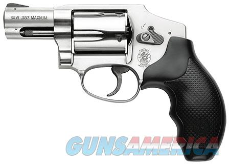 """Smith & Wesson 163690 640 Internal Hammer Double 357 Magnum 2.125"""" 5 rd Black Synthetic Grip  Guns > Pistols > Smith & Wesson Revolvers > Pocket Pistols"""