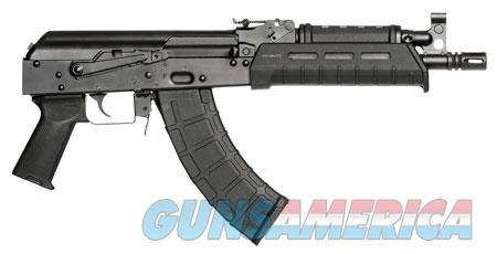 "Red Army Standard RAS47 7.62x39mm 10.60"" 30+1 Black  Guns > Rifles > Century International Arms - Rifles > Rifles"