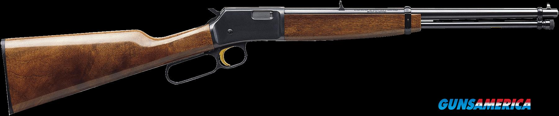 "Browning 024115103 BL-22 Micro Midas Lever 22 Short/Long/Long Rifle 16.25"" 11+1 Walnut Stock Blued  Guns > Rifles > B Misc Rifles"