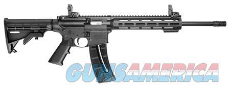 "Smith & Wesson 10208 M&P15-22 Sport Semi-Automatic 22 LR 16.5"" 25+1 Black 6-Position Adjustable  Guns > Rifles > Smith & Wesson Rifles > M&P"