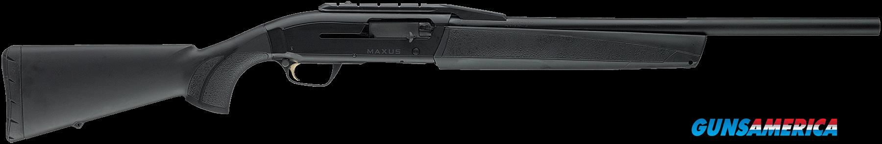 "Browning 011620321 Maxus Semi-Automatic 12 ga 22"" 3"" Black Syn Stk Black  Guns > Shotguns > B Misc Shotguns"