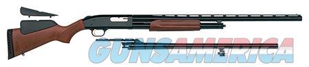 "Mossberg 54243 500 Field/Deer 12 Gauge 24"", 28"" Blued Wood Dual Comb  Guns > Shotguns > Mossberg Shotguns > Pump > Sporting"