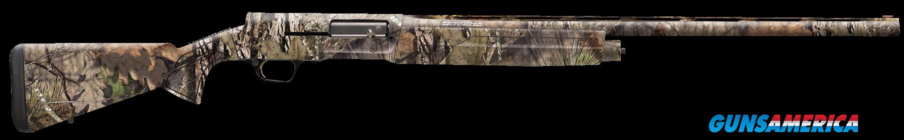 "Browning 0118333003 A5 Semi-Automatic 12 Gauge 30"" 3"" Syn Stk Mossy Oak Break-Up Country  Guns > Shotguns > Browning Shotguns > Autoloaders > Hunting"