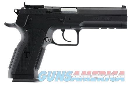 "EAA 600643 Witness Match Pro Single/Double 45 ACP 4.75"" 10+1 Black Polymer Grip  Guns > Pistols > EAA Pistols > Other"