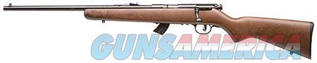 "Savage 50702 Mark II GLY 22 LR 10+1 19"" Satin Hardwood Matte Blued Left Youth/Compact Hand  Guns > Rifles > Savage Rifles > Accutrigger Models > Sporting"