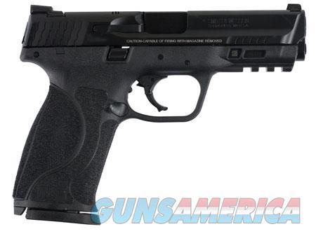 "Smith & Wesson 11758 M&P 9 M2.0 Double 9mm Luger 4.25"" 15+1 Black Polymer Grip/Frame Grip Black  Guns > Pistols > Smith & Wesson Pistols - Autos > Shield"