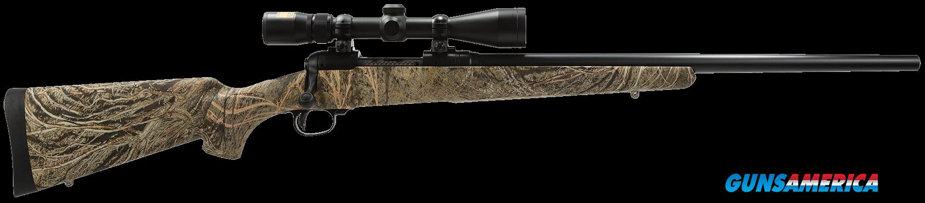 "Savage 22214 11 Trophy Predator Hunter with Scope Bolt 22-250 Rem 22"" 4+1 Synthetic Mossy Oak Brush  Guns > Rifles > S Misc Rifles"