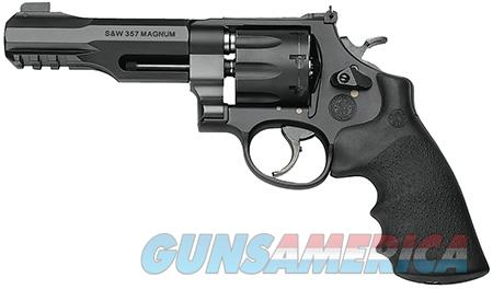 "Smith & Wesson 170292 M&P R8 Performance Center Single/Double 357 Magnum 5"" 8 rd Black Synthetic  Guns > Pistols > Smith & Wesson Revolvers > Full Frame Revolver"
