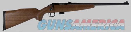 """Crickett KSA20411 722 Sporter Compact 22 LR 7+1 16.25"""" Blued Walnut Right Hand  Guns > Rifles > Crickett-Keystone Rifles"""