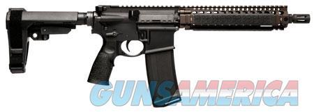 "Daniel Defense 08806030 DDM4 MK18 AR Pistol Semi-Automatic 223 Remington/5.56 NATO 10.30"" 32+1  Guns > Rifles > Daniel Defense > Complete Rifles"