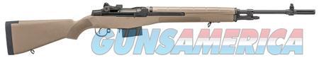"Springfield Armory MA9120 M1A Standard Semi-Automatic 308 Win/7.62 NATO 22"" 10+1 FDE Fixed Synthetic  Guns > Rifles > Springfield Armory Rifles > M1A/M14"