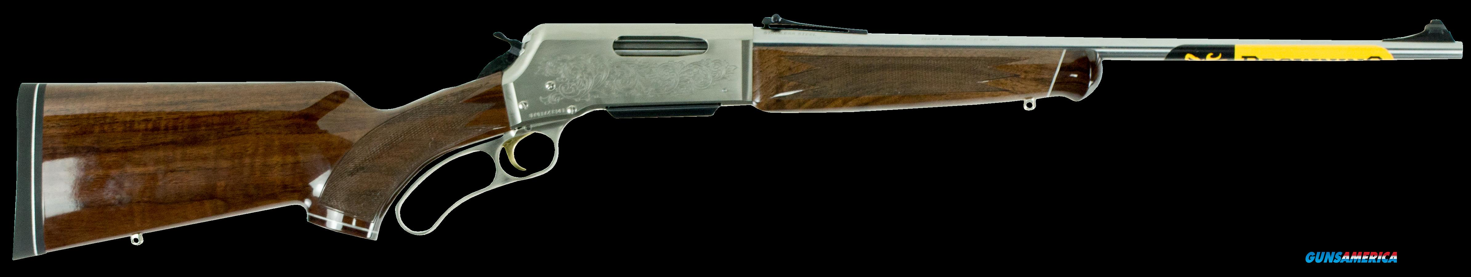 "Browning 034017116 BLR White Gold Medallion Lever 7mm-08 Remington 20"" 4+1 Walnut Grade IV/V Stk  Guns > Rifles > B Misc Rifles"
