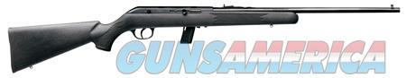 "Savage 40203 64 F Semi-Automatic 22 LR 21"" 10+1 Black Fixed Synthetic Stock Blued Carbon Steel  Guns > Rifles > Savage Rifles > Rimfire"