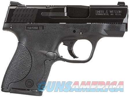 "Smith & Wesson 187020 M&P 40 Shield *CA Compliant* 40 S&W Double 3.1"" 6+1/7+1 Black Polymer  Guns > Pistols > Smith & Wesson Pistols - Autos > Shield"