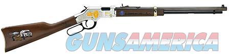"Henry H004EMS Golden Boy EMS Tribute Edition  Lever 22 Short/Long/Long Rifle 20"" 16 LR/21 Short  Guns > Rifles > Henry Rifles - Replica"