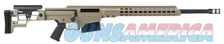 """Barrett 14374 MRAD  Bolt 338 Lapua Mag 24"""" Fluted 10+1 Adjustable Folding Right Side FDE Synthetic  Guns > Rifles > Barrett Rifles"""