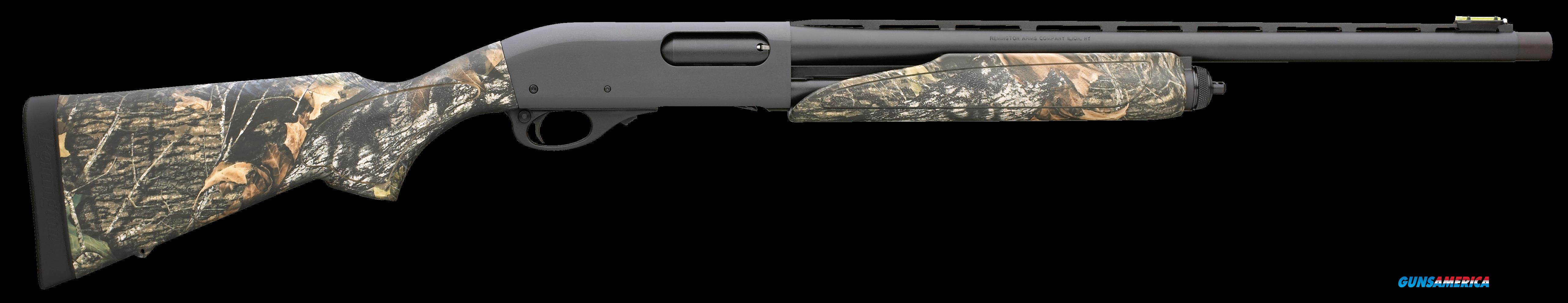 "Remington Firearms 81115 870 Pump 12 Gauge 21"" 3"" Mossy Oak Break-Up Synthetic Stk Parkerized Rcvr  Guns > Shotguns > R Misc Shotguns"