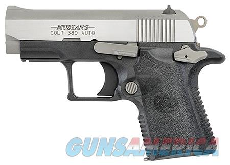 "Colt Mfg O6796 Mustang Lite  380 Automatic Colt Pistol (ACP) Single 2.75"" 6+1 Black Polymer Grip  Guns > Pistols > Colt Automatic Pistols (.25, .32, & .380 cal)"