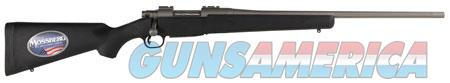 "Mossberg 28007 Patriot  Bolt 308 Win/7.62 NATO 22"" 4+1 Black Fixed Synthetic Stock Stainless Steel  Guns > Rifles > MN Misc Rifles"