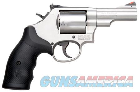 "Smith & Wesson 10064 69 Combat Single/Double 44 Remington Magnum 2.75"" 5 rd Black Synthetic Grip  Guns > Pistols > Smith & Wesson Revolvers > Med. Frame ( K/L )"