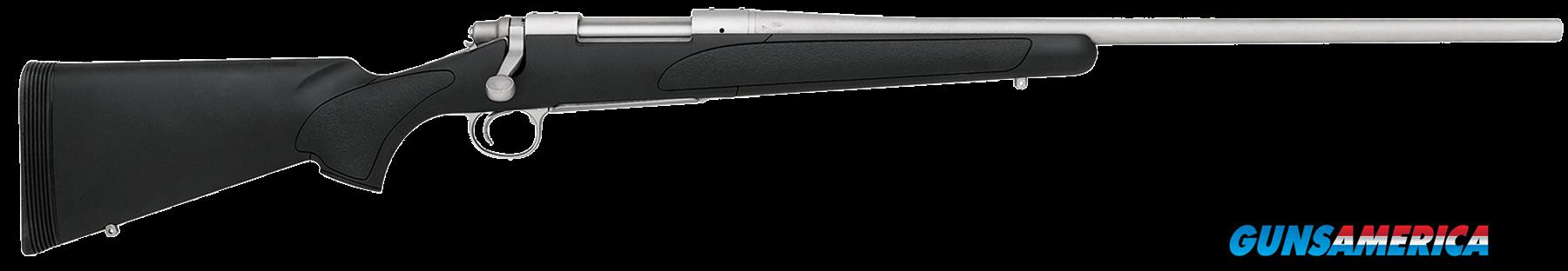 "Remington Firearms 84300 700 SPS Stainless Bolt 7mm RUM 26"" 3+1 Synthetic Black Stk Stainless Steel  Guns > Rifles > R Misc Rifles"