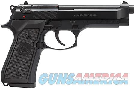 "Beretta J92M9A0M M9 9mm LTD 15+1 4.9"" Synthetic Black Grip Bruniton Barrel  Guns > Pistols > Beretta Pistols > Model 92 Series"